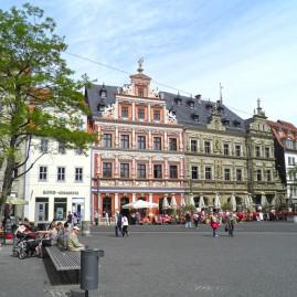 Erfurt - Fischmarkt