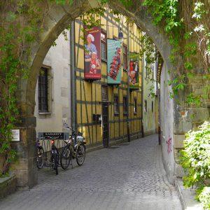 Erfurt - Mettengasse
