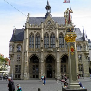 Erfurt - Rathaus
