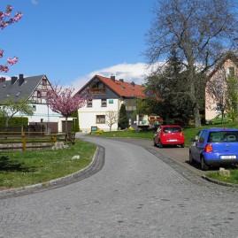 Pension - Ansicht von Kapellplatz