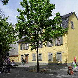 Weimar - Schillerhaus