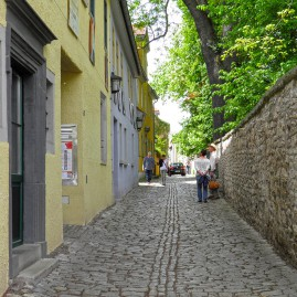 Weimar - Seifengasse