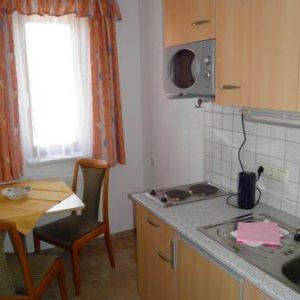 Zimmer 2 - Küche